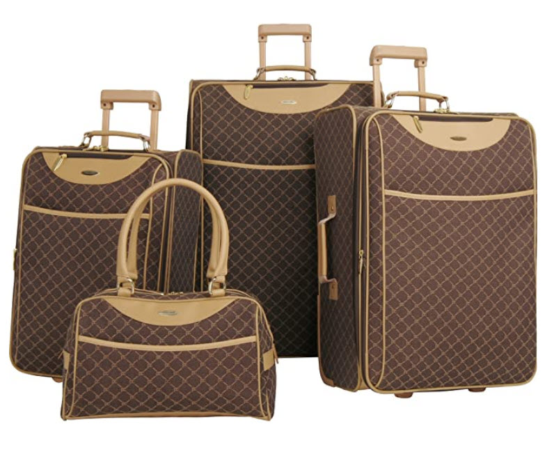 Pierre-Cardin-Signature-4-Piece-Luggage-Set