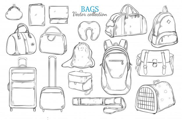 tipos de bolsas de viaje