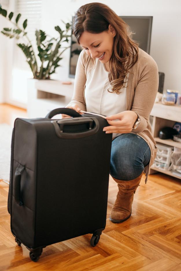 maletín de viaje
